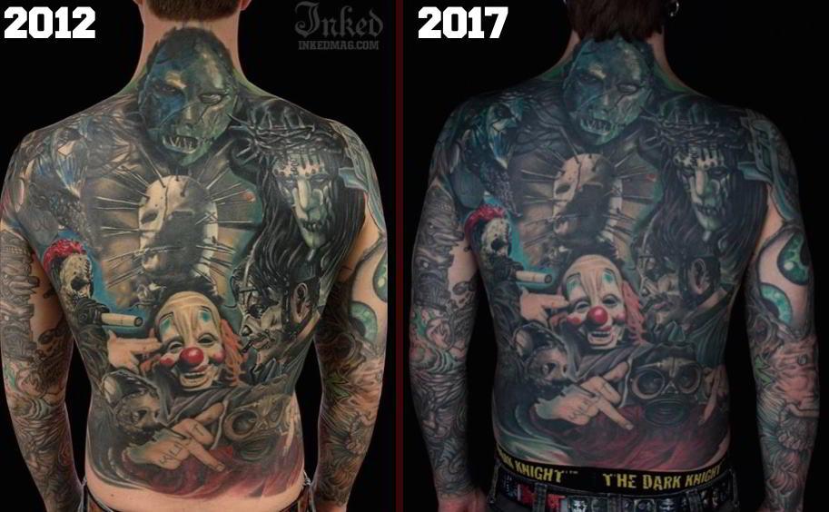 tiempo de curación de un tatuaje