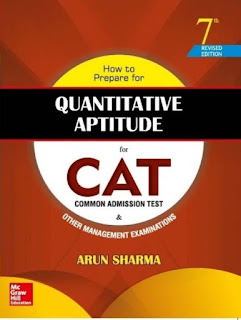 Arun Sharma Quantitative Aptitude PDF Download Free