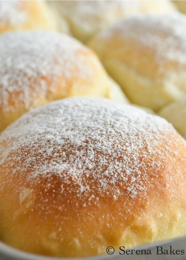 Baked Soft Potato Rolls Recipe from Serena Bakes Simply From Scratch.