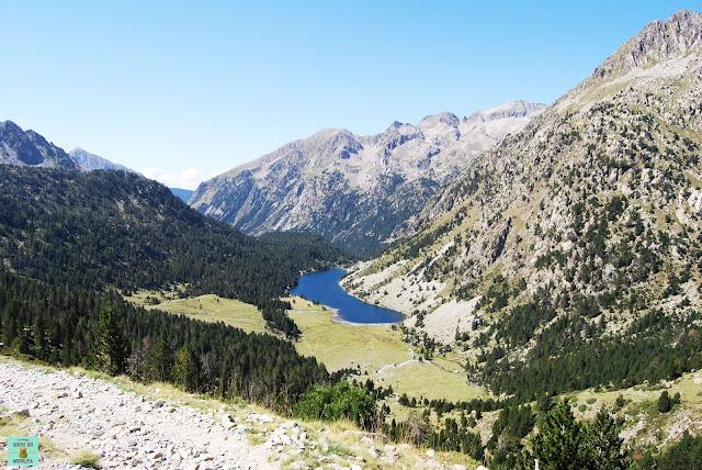 Estany Llong, Parque Nacional de Aigüestortes