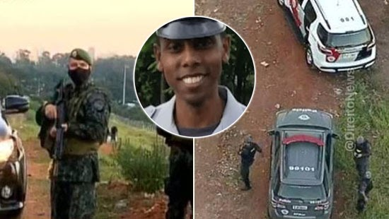 policia prisao dois suspeitos sumico pm