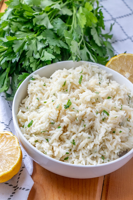 A delicious side dish that goes with almost any meal! Ready in 20 minutes and delicious! Serve with beef, chicken, pork or seafood!