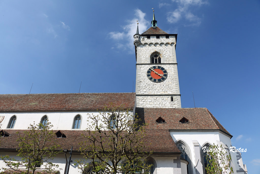Iglesia de San Juan de Schaffhausen