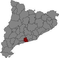Comarca Baix Penedès