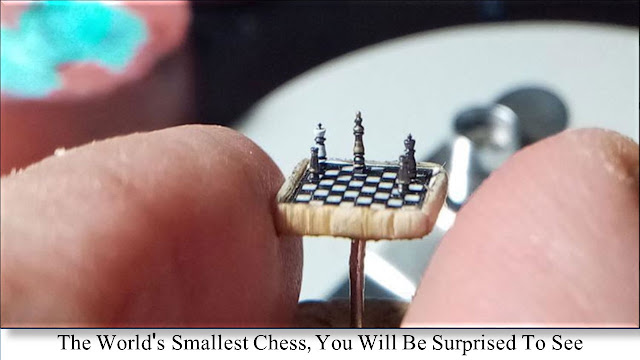 World's Smallest Chess