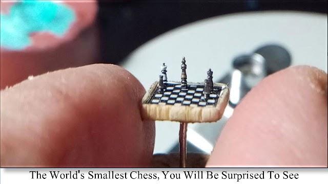 World's Smallest Chess