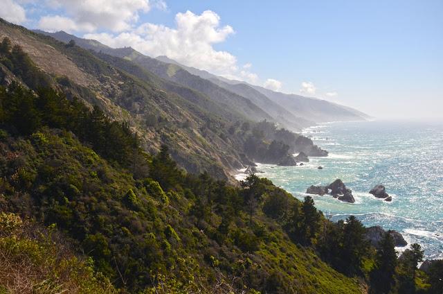 Big Sur, Californie, USA