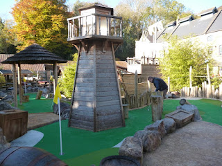 Pirate Island Adventure Golf at Wookey Hole