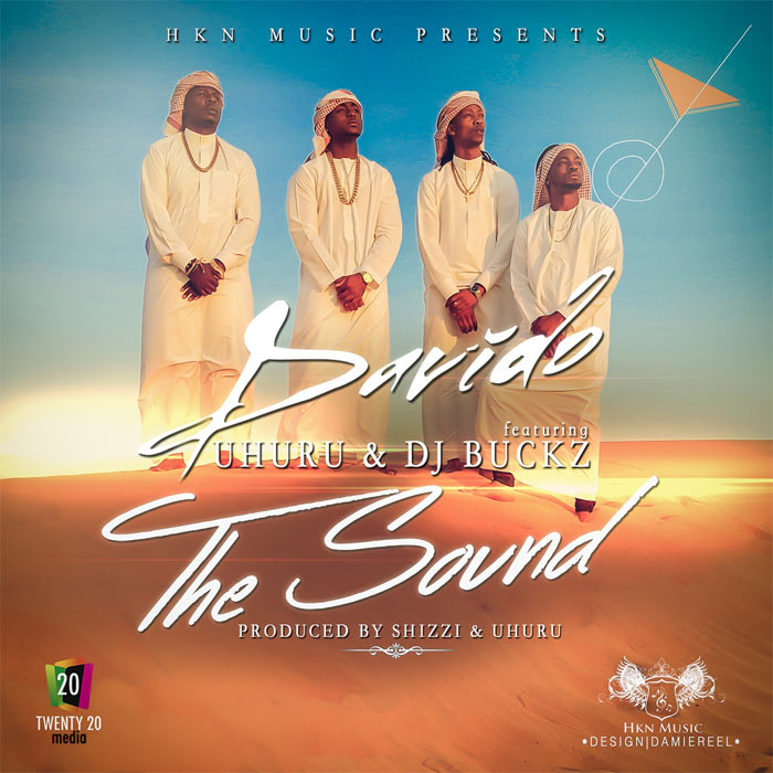 Davido ft Uhuru, DJ Buckz - The Sound