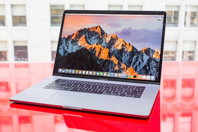 Apple MacBook Pro 15-inç 2017