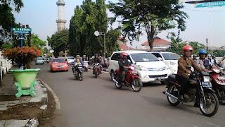 Dishub Kota Cirebon : One Way Mampu Urai Kemacetan