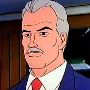 James Bond Jr. Personaje Bradford Milbanks