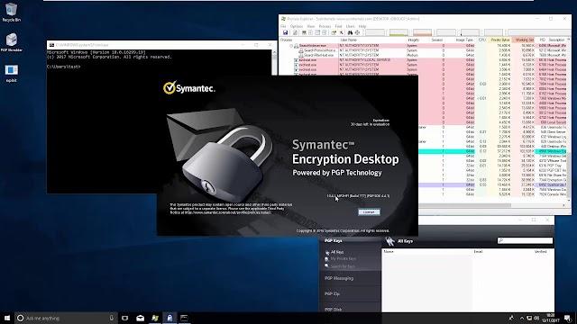 Symantec Encryption Desktop Professional 10.4.2 - Phần mềm mã hóa