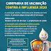 Começa hoje a campanha de vacinação contra a Influenza em Serrinha