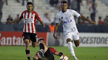 Assistir Santos x Estudiantes ao vivo hoje 24/04/2018