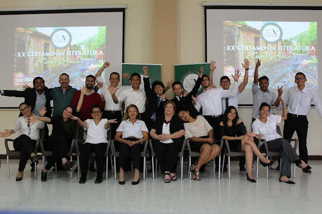 Voluntarios de Nueva Acrópolis Santa Ana, El Salvador