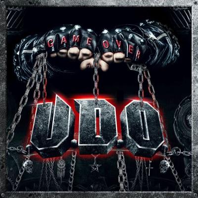 """Ο δίσκος των UDO """"Game Over"""""""