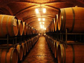 barris uso envelhecimento vinho