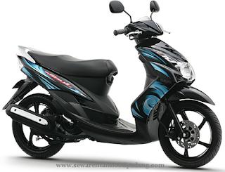 Sewa Sepeda Motor Mio Soul di Banda Aceh