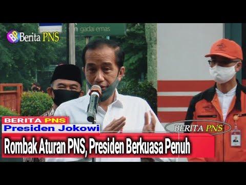 Termasuk Promosi Ini Aturan Lengkap Pns Yang Dirombak Jokowi Aulaku Com Media Informasi Ter Update