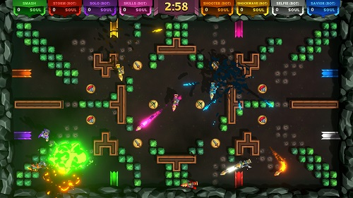 Pros and Cons of Knight Squad 2
