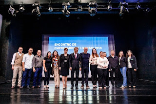 Encontro de Empresários e Lojistas  lota teatro do SESC em Registro-SP