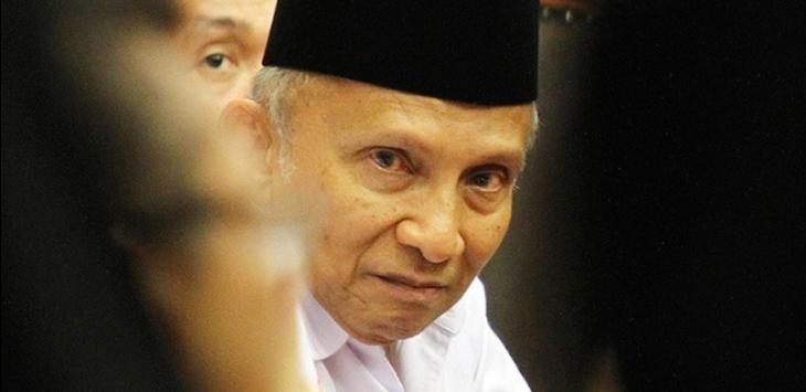 Partai Baru Amien Rais Ogah Munafik, Siap Dukung Pemerintahan
