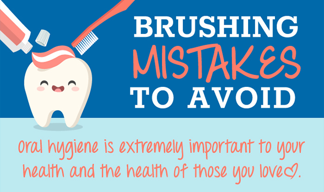 Brushing Mistakes To Avoid