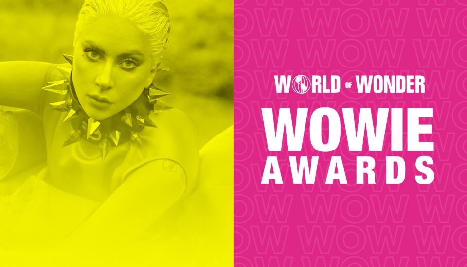 Lady Gaga gana 2 premios en los WOWIE Awards 2020