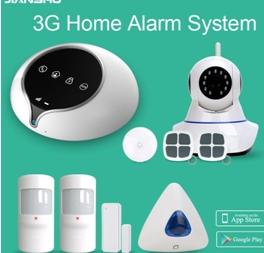 Sistem Alarm Rumah