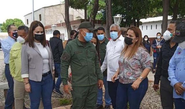 COMISIÓN DE LA AN LLEGÓ A CARORA CON EL PLAN CAYAPA