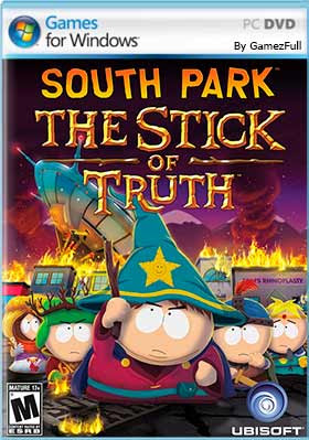 South Park La Vara de la Verdad PC [Full] [Español] [MEGA]