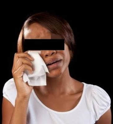 Woman Beaten Mercilessly In Lagos Just For Scratching Car