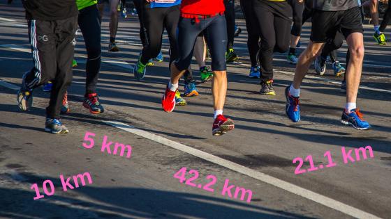 course, course à pied, la chute du diable, marathon de Québec, marathon des couleurs, marathon. marathon de rimouski, mieux vivre, running, temps officiel