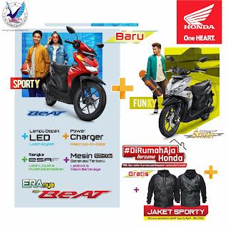 kredit sepeda motor Honda murah terbaru Banyuwangi