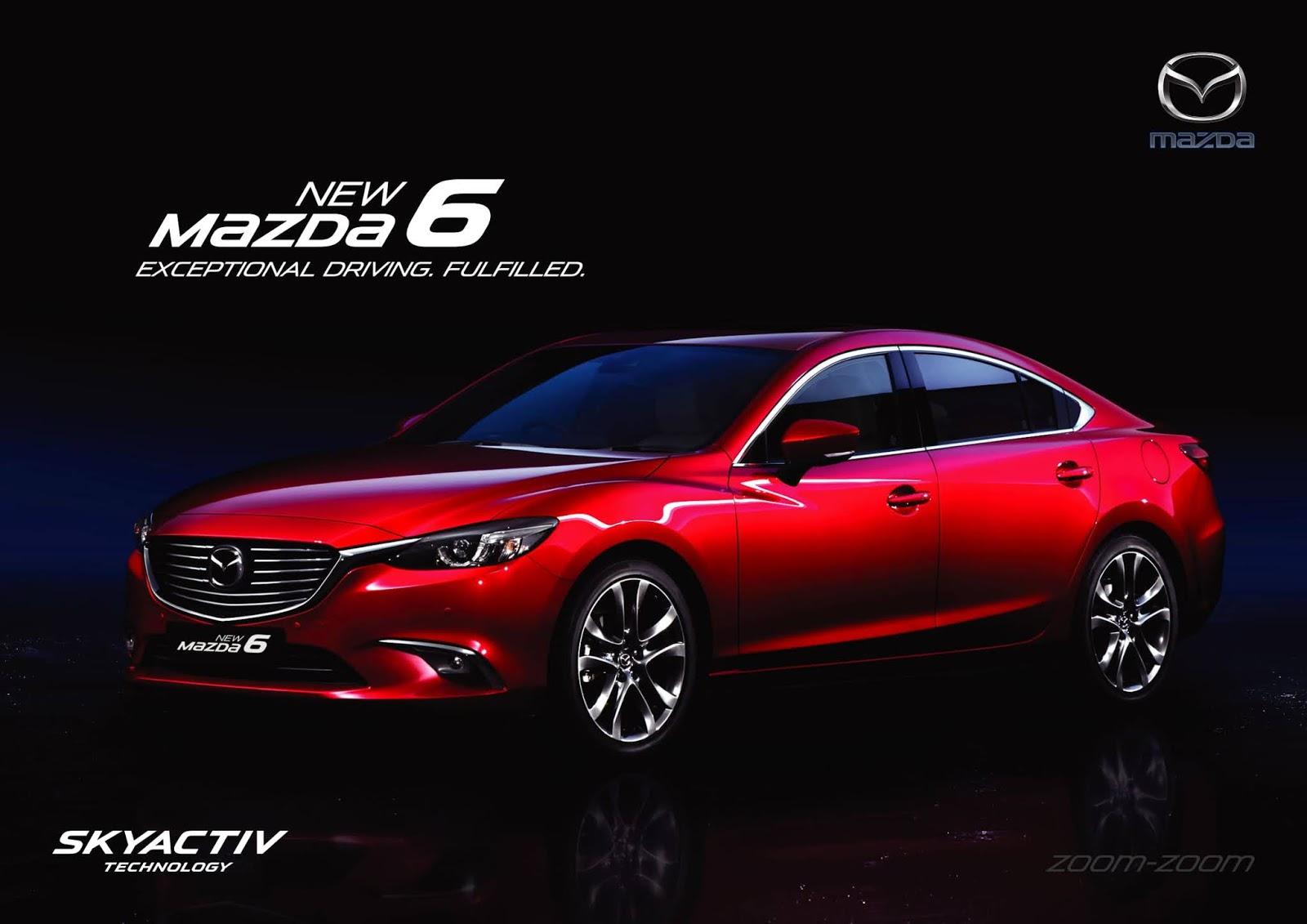 New Mazda 6 Estate, Promo Mazda 6 Estate Bali & Harga Mazda 6 Estate Bali
