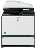 SHARP MXC300W Driver Download - Mac, Windows