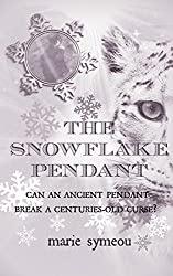 cat book The Snowflake Pendant