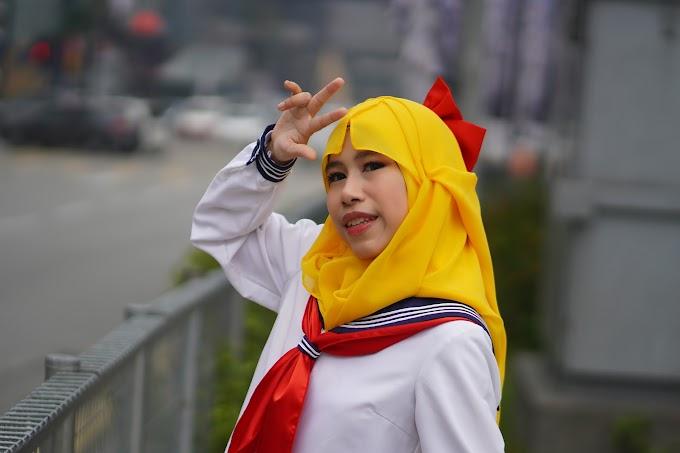 SailorMoon School Outfit Shoot