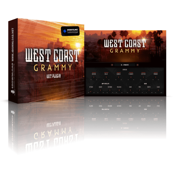Digikitz West Coast Grammy v1.0.0 Full version