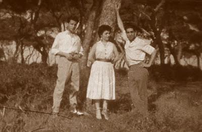 Paseando por Valencia en 1955