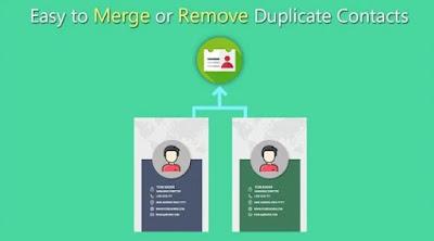 تطبيق Duplicate Contacts Remover