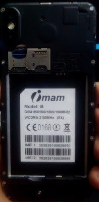 IMAM i8 (EX) FLASH FILE