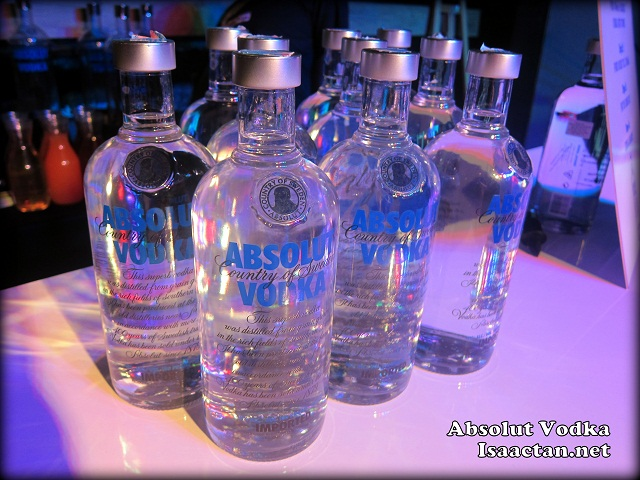Absolut Vodka Tower