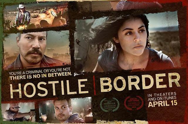 Pocha: Manifest Destiny / Hostile Border (2016) ταινιες online seires oipeirates greek subs