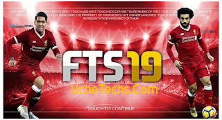 First Touch Soccer 2019 (Fts 19) Apk mod Download
