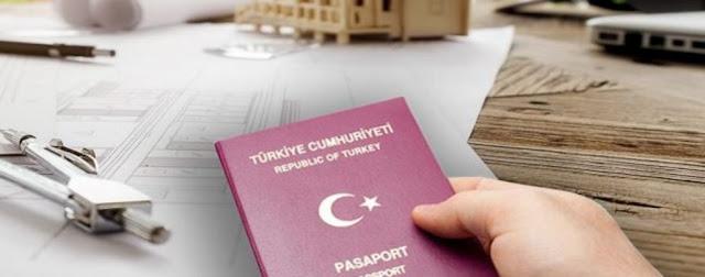 شراء عقار في تركيا والحصول على الجنسية التركية