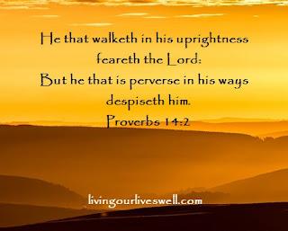 Proverbs 14:2