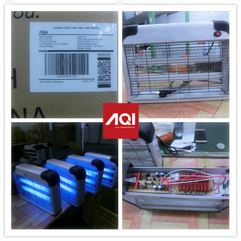 Quality control for Insect killer export from China