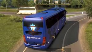 Marcopolo Paradiso G7 1200 bus mod